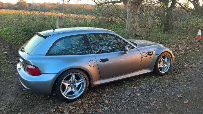 Z3 M Coupe With M5 V8 Engine Swap For Sale Link Below