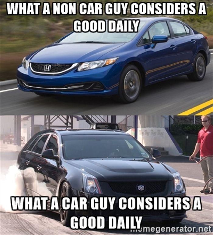 LOL Non Car Guys