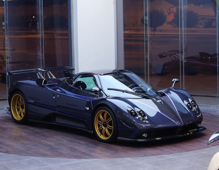 Pagani Zonda Tricolore 1 of 3 is for sale!