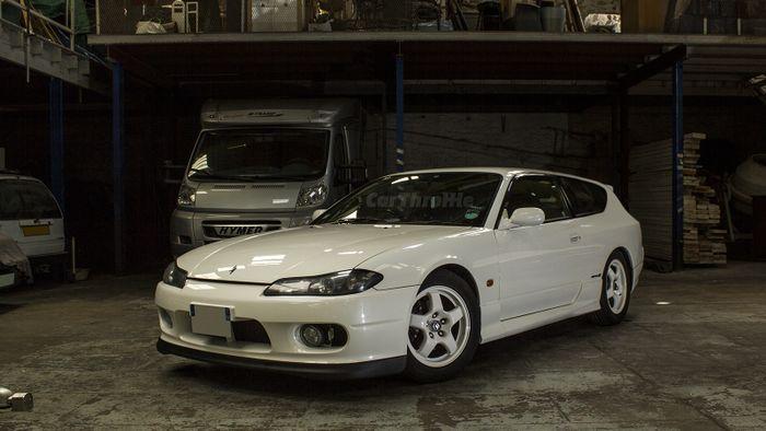 Nissan S15 Silvia Rendered 6 Ways