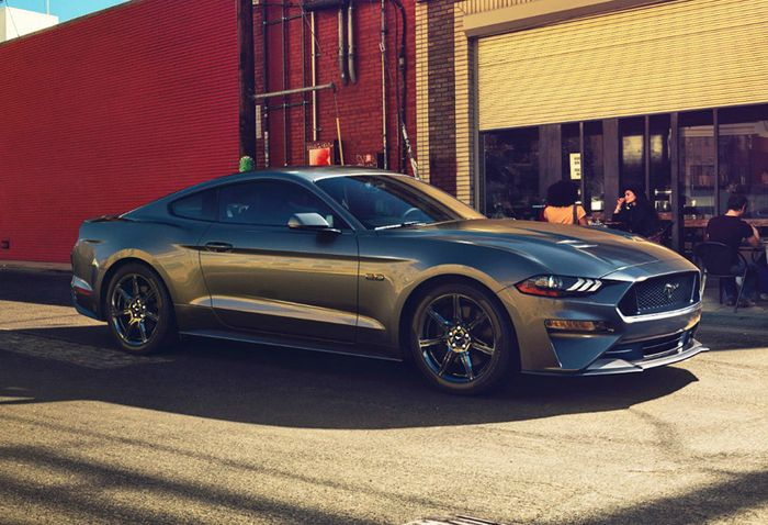 Why Are People Losing Their Marbles Over The 2018 Ford Mustang? - Blog