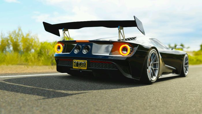 Ford Ford Gt Horizon Edition Forzatography Gaming  Points