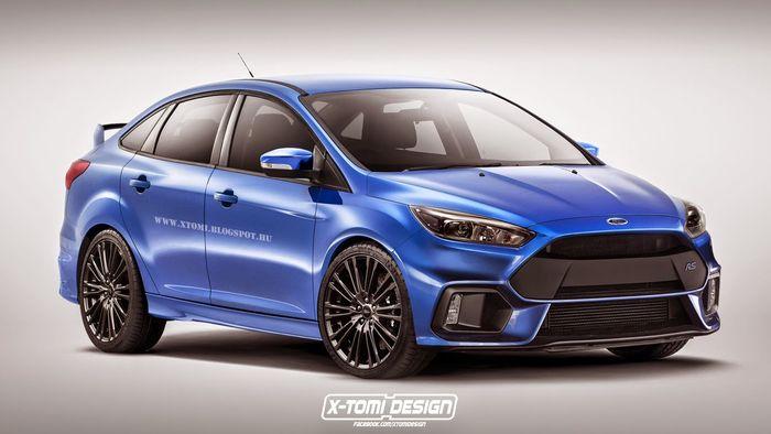 форд фокус 2017 года новая модель фото #11