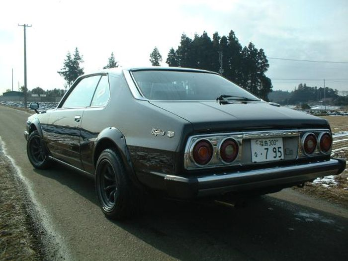 Generations Of The Nissan Skyline Part 2 A Blogpost By