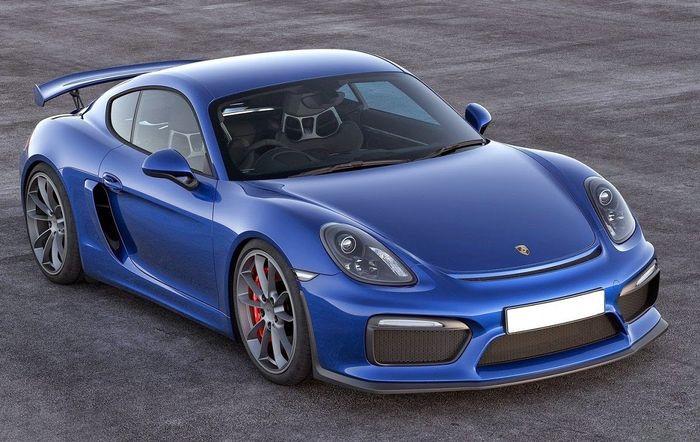Porsche Dealer Apparently Confirms Incoming Cayman Gt4 Rs 4 0