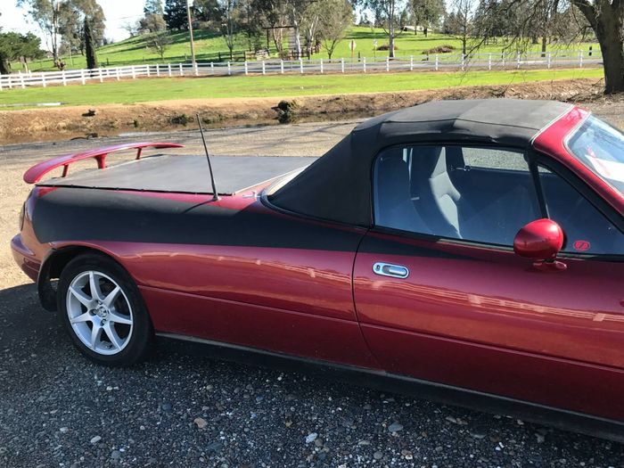 Someone Is Attempting To Sell This Stretched Mazda Miata