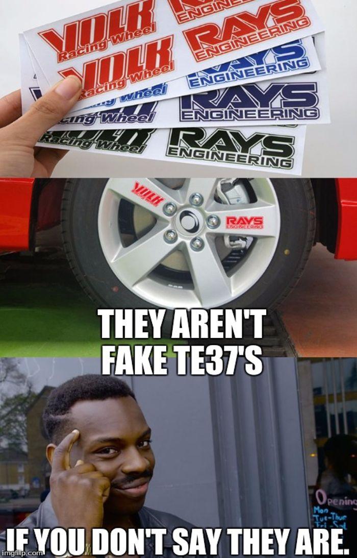 Roll safe meme V1.