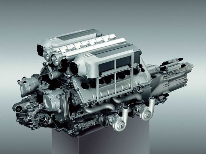 The Development Of Veyron 80l W16: Bugatti W16 Engine Animation At Shintaries.co
