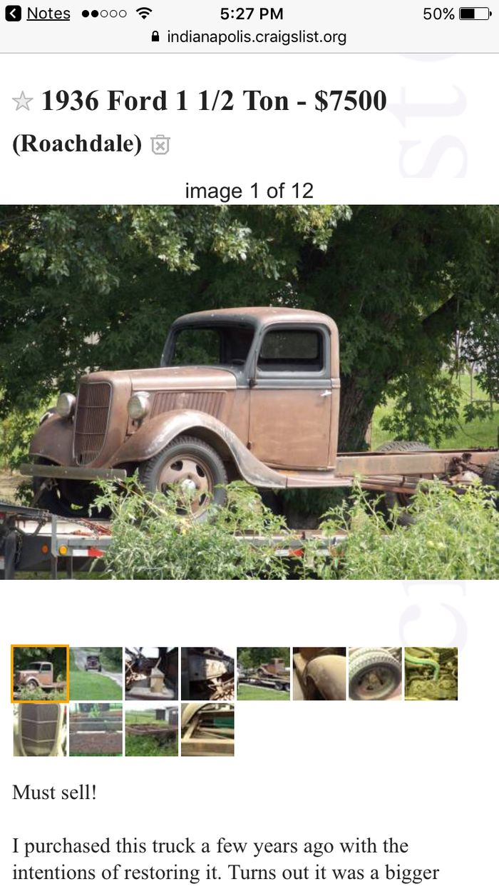 This would in my mind be the ultimate project car hauler or would it be a project car hauler regardless it comes with the endless cool factor of a