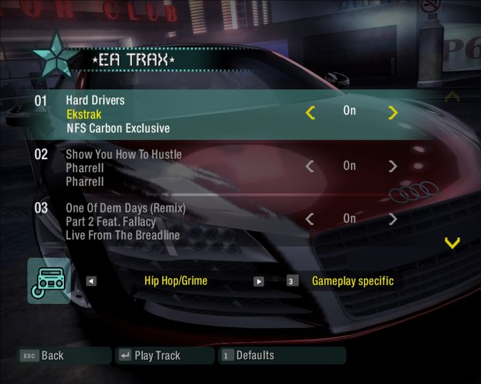 Need For Speed Carbon Review Blogpost