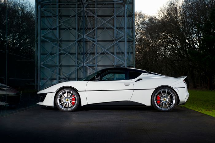 James Bond's Lotus Esprit reimagined as Evora Sport 410