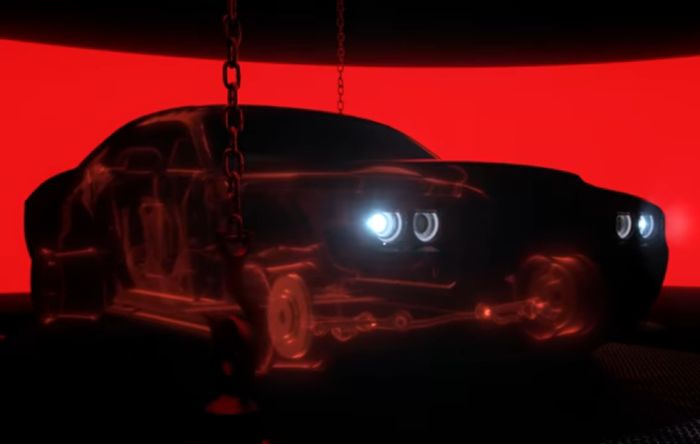 Dodge Challenger Demon Truth Remains Hidden