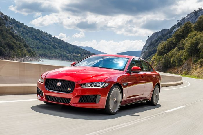 Jaguar updates XE, XF and F-Pace