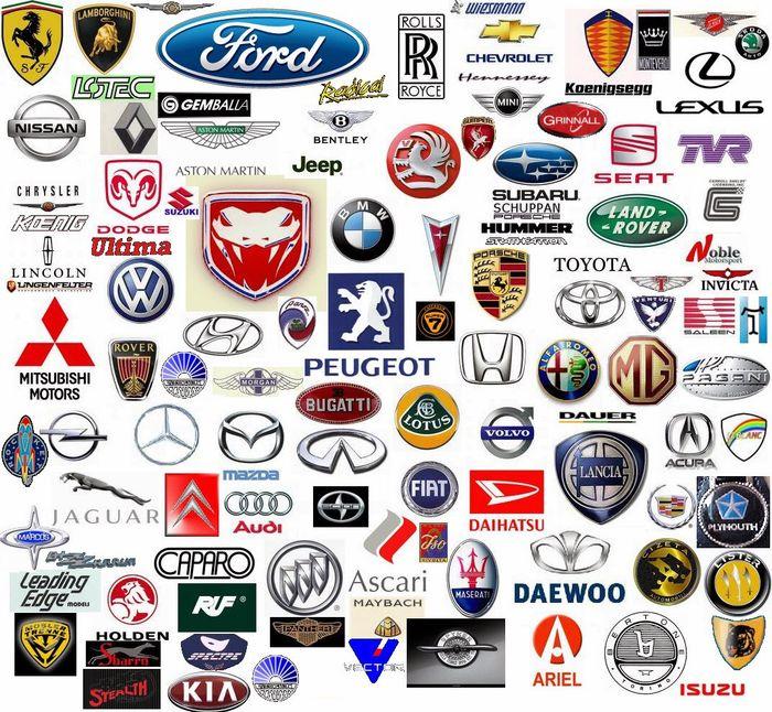 Car Logos and Names AZ list  Car symbols and Car Brands