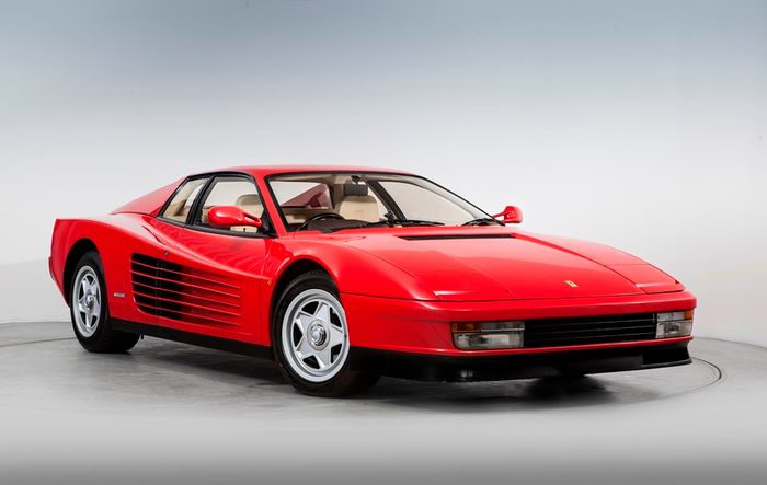 Here's Why Ferrari's Old 'Flat-12' Isn't Exactly A Flat-12 At All on