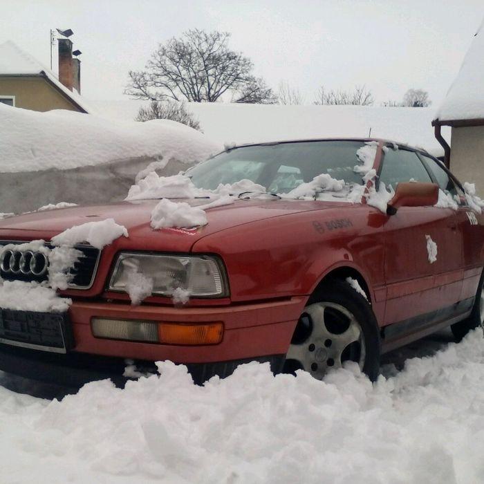 1991 Audi 80 coupe