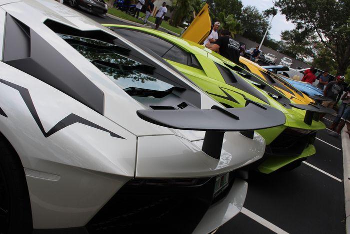 South Florida Car Show Tomorrow SupercarSaturdaysFL Info Inside - Car show tomorrow