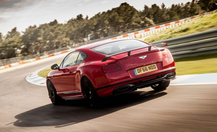 2018 bentley continental supersports. exellent 2018 aerodynamic resistance wins at 209 miles per hour bentley states  asserting that this makes the supersports not just fastest ever but  to 2018 bentley continental supersports