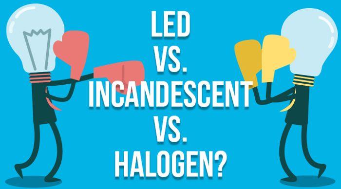 led vs incandescent halogen the definitive exterior version blogpost. Black Bedroom Furniture Sets. Home Design Ideas