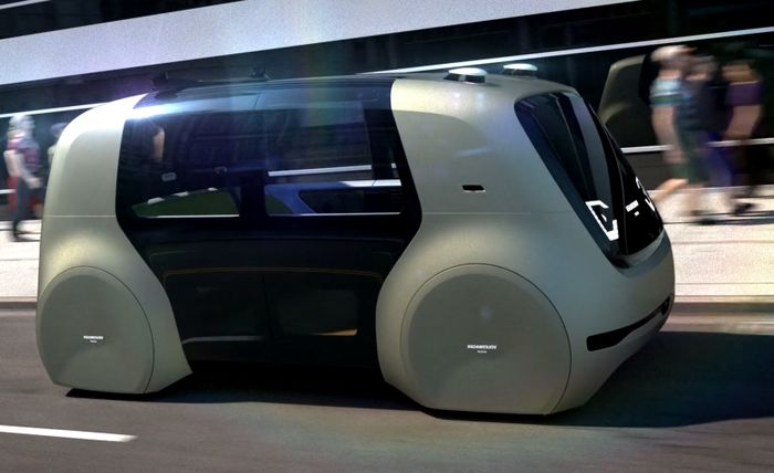 What Brands Does Volkswagen Own >> The Volkswagen Group Sedric Is the Humanised Autonomous Car That You Can Talk To
