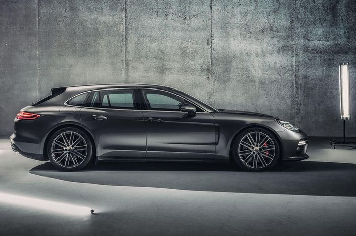 Porsche unveils the elegant Panamera shooting brake you've been waiting for