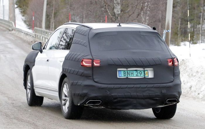 new car registration release dates2018 Volkswagen Touareg Release date and Interior