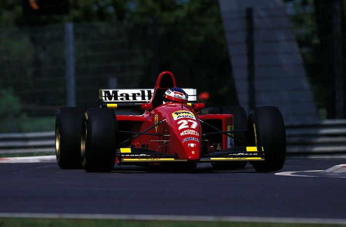 Ferrari was the last team to use a V12 engine In F1 back in 1995