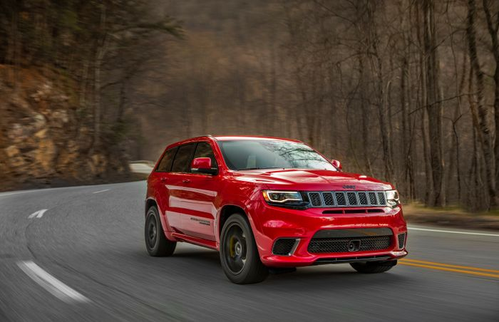 Hennessey Will Give Your Jeep Grand Cherokee Trackhawk 1012bhp