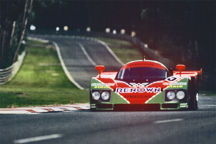 Was it really that fast? The Mazda 787B