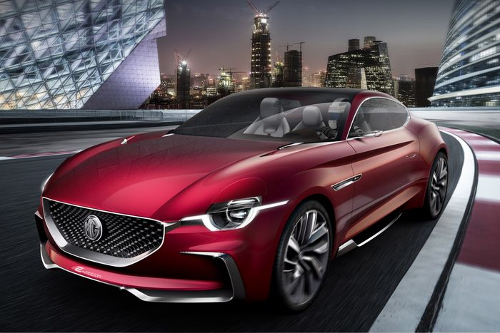 Mg Says Its Electric Sports Car Will Be In Production By 2020 And It Ll Cost Less Than 163 30k