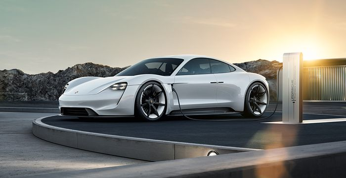 Audi And Porsche Have Announced Plans To Collaborate On A Shared Electric  Car Platform That Both Companies Hope Will Take Their Cars Into True ...
