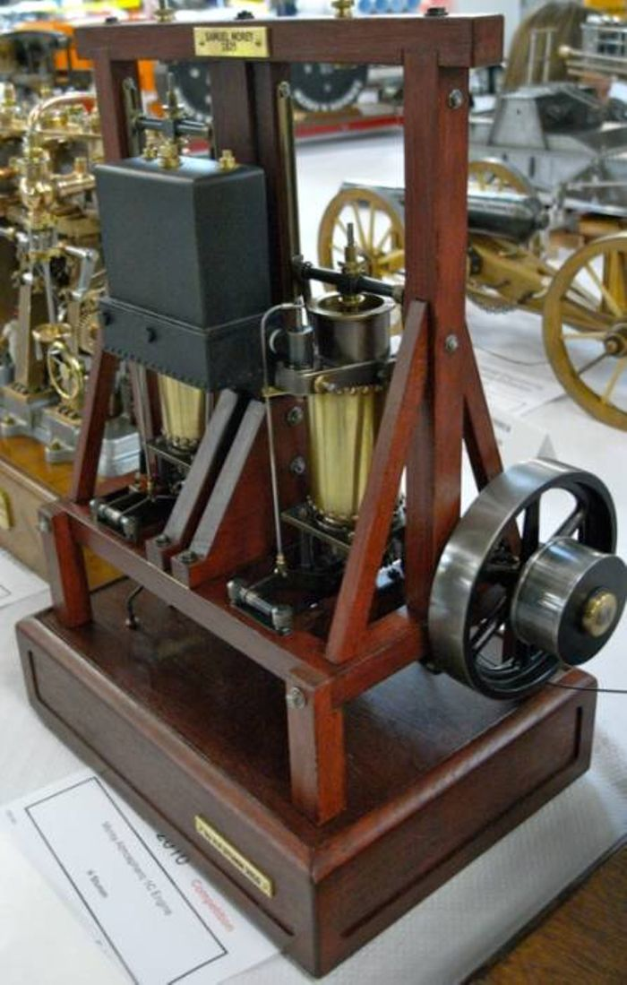 April 1st 1826 The Birth Of Internal Combustion Engine