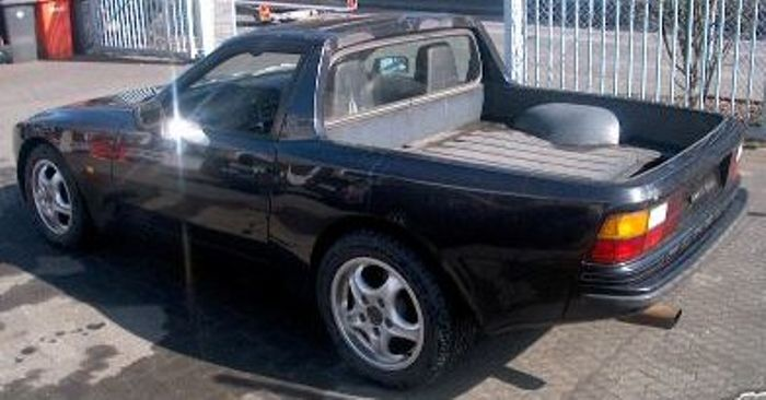 Ive always wanted a Porsche 944 Ute