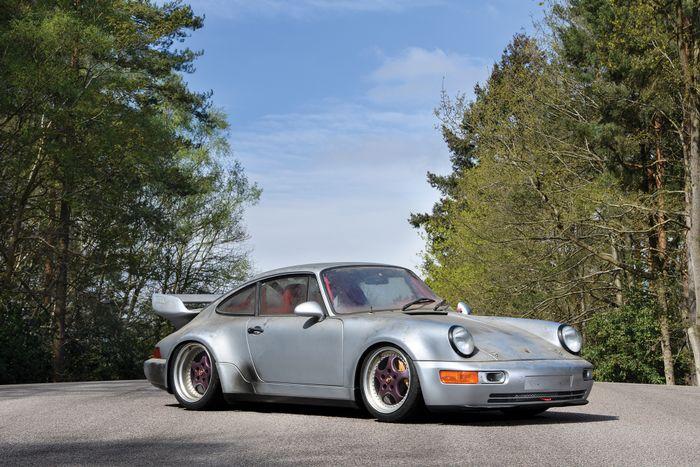 Almost New 1993 Porsche 911 Carrera RSR Sold For $2.25 Million