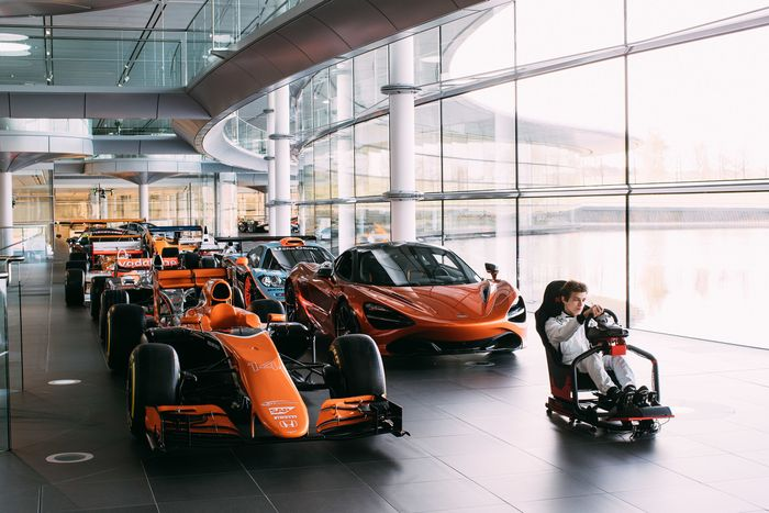 Racing Gamers Have A Chance To Become A Mclaren F1 Simulator Driver