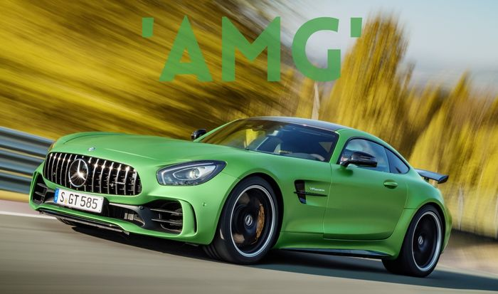 The Meaning Behind Common Sports Car Acronyms - Common sports cars
