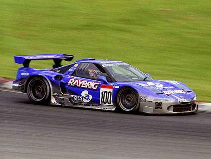 Acura Nsx Gt Birth Of A Race Car