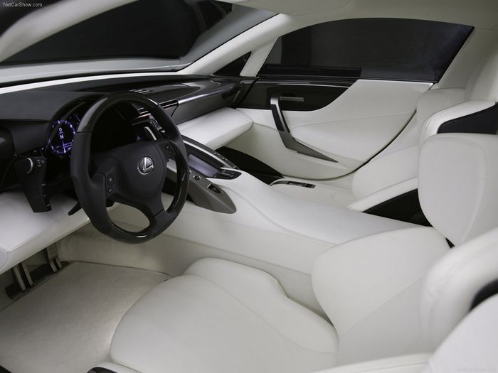 The story of a technological yet passionate automobile: the Lexus LFA.
