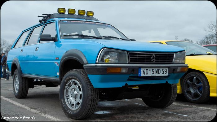 a car for every occasion the peugeot 505 gti. Black Bedroom Furniture Sets. Home Design Ideas