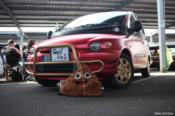 Fiat Multipla Quot Camberjoe Quot