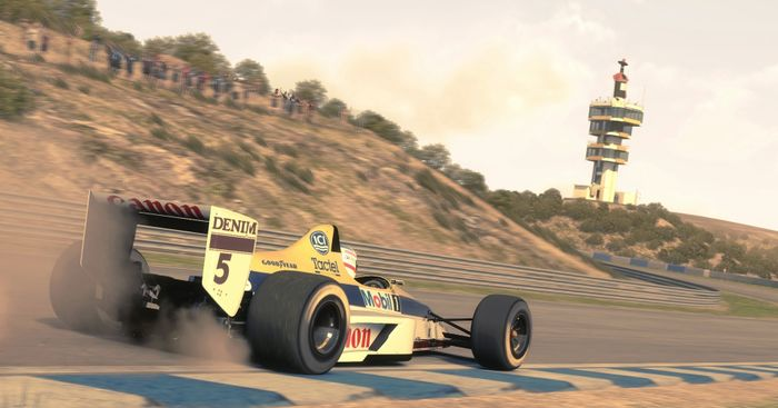 8 things we know about the new f1 2017 game. Black Bedroom Furniture Sets. Home Design Ideas