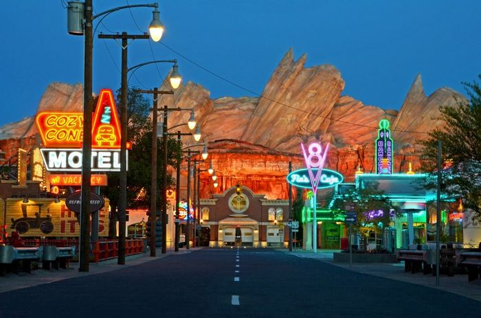 The Interstate Didn T Just Bypass Radiator Springs It