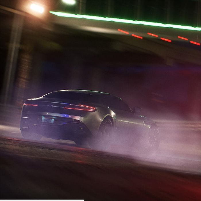 Aston Martin DB11 Need For Speed Payback Unofficial Car List