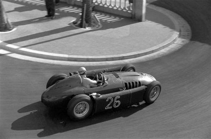 Perilous Promise 1954 Lancia D50