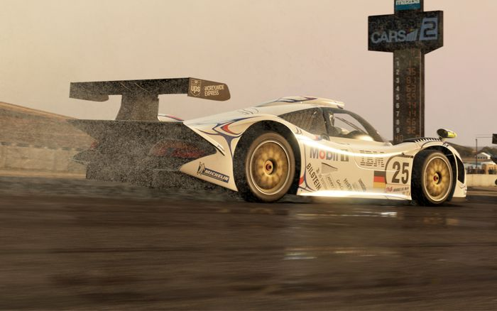 Project Cars 2 release date announced