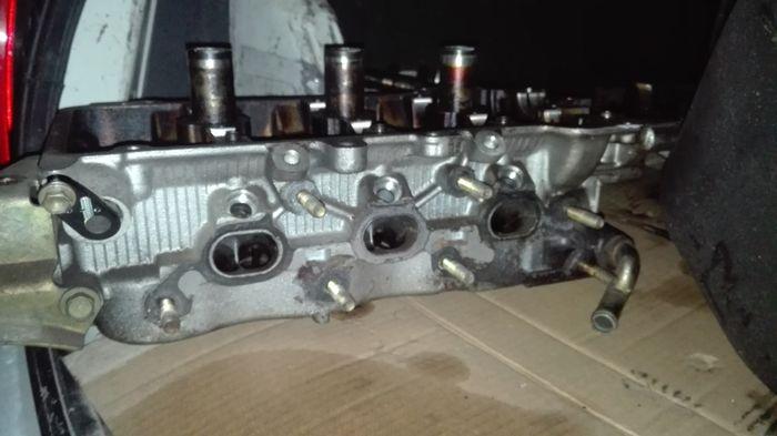 Daihatsu Engine Coolant : My daihatsu mira engine replacement part