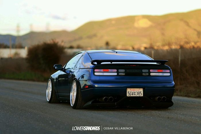 Good night CT, have a 300ZX - Wallpapers