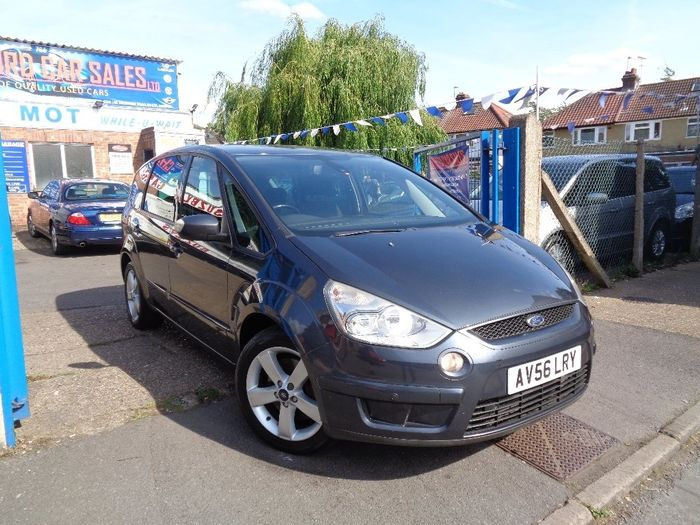 Once upon a time Ford went a bit mad. It saw its seven-seater S-Max MPV (you know those things families bought before the crossover market went nuclear) ... & This Ford S-Max Is A Cheap Five-Cylinder MPV With 300bhp Potential markmcfarlin.com
