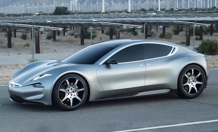 Electric Car Maker Fisker Is Claiming To Have Patented A New Type Of Solid State Battery That Could Deliver 500 Mile Range In Recharge Time Just One