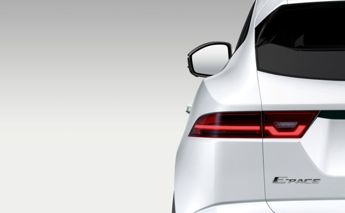 First pics: Jaguar E-Pace teaser image released